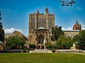 Campus universitario de Yale
