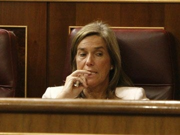 La exministra de Sanidad, Ana Mato
