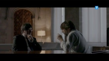 """Jordi Évole, preocupado por su entrevista con Carles Puigdemont: """"A mí, por estar aquí con usted, no me pueden imputar ni nada, ¿no?"""""""