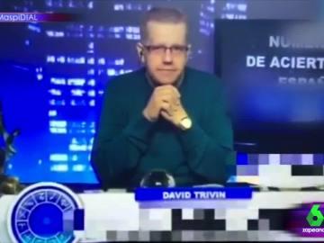 Zapeando manda al 'Rincón de pensar' al vidente David Trivin