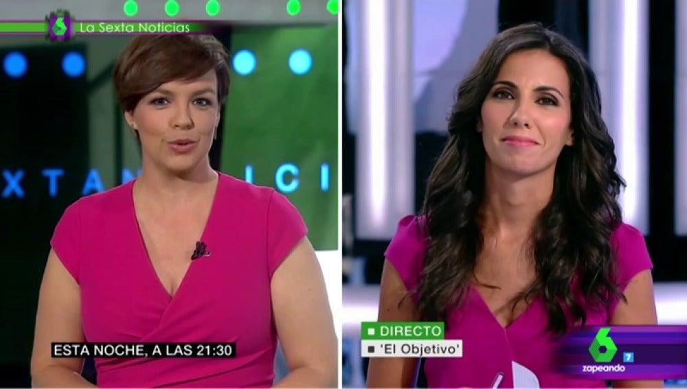 Cristina Villanueva y Ana Pastor