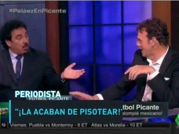 """Hugo Sánchez, sobre la polémica con su placa: """"Pregúntenle al Real Madrid..."""""""