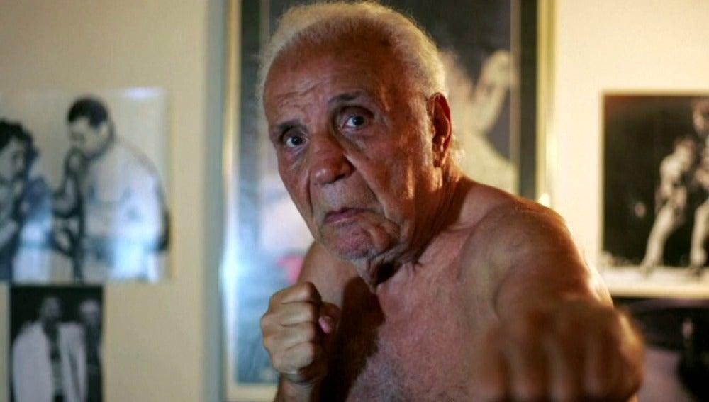 Jake LaMotta: se acabó la pelea