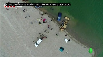 La autopsia no puede confirmar que los cuerpos encontrados en el pantano de Susqueda sean de Marc y Paula