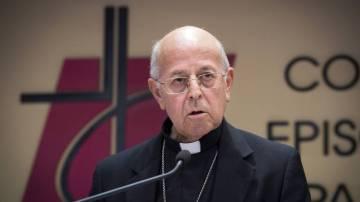 El presidente de la Conferencia Episcopal Española (CEE), Ricardo Blázquez