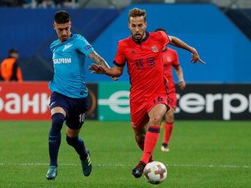 Zenit - Real Sociedad