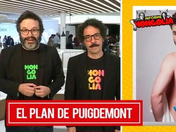 El plan de Puigdemont