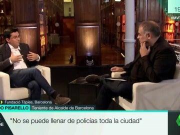 """Pisarello: """"No es el referéndum que Cataluña necesita, pero el Govern lo hace por el bloqueo del PP"""""""