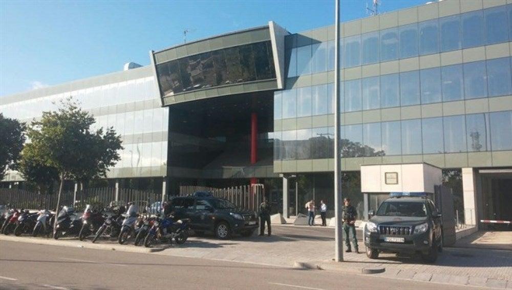 Sede del Centro de Telecomunicaciones y Tecnología de la Información (CTTI) de la Generalitat
