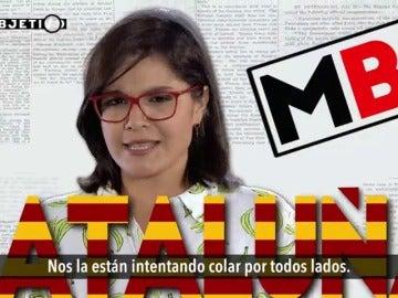Cuidado con los bulos sobre Cataluña