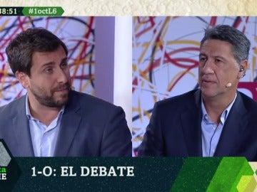 Toni Comín y García Albiol