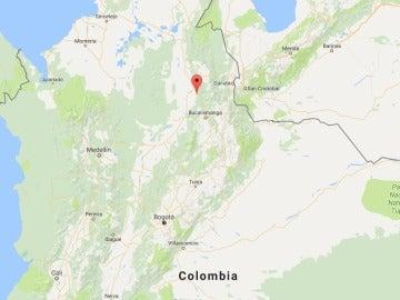 La Esperanza, en Colombia