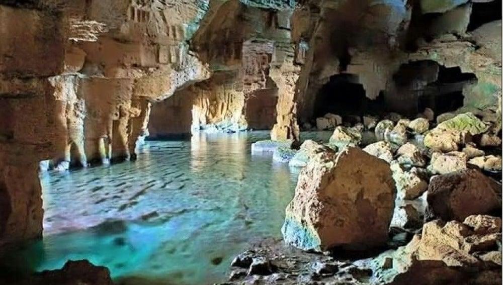 Cova Tallada (Archivo)