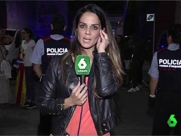 Ana Cuesta en Calella