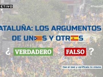 Test V o F Cataluña.