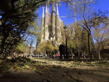 Imagen de la Sagrada Familia