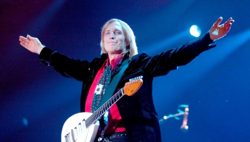 Tom Petty en una imagen de archivo
