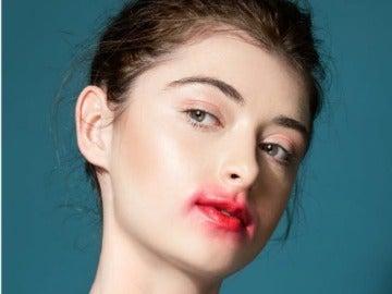 Blurred Lips o 'Labios Vampiro'
