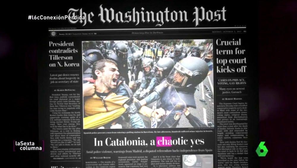 Así ha sido la estrategia de Puigdemont para convertir el conflicto catalán en una cuestión internacional
