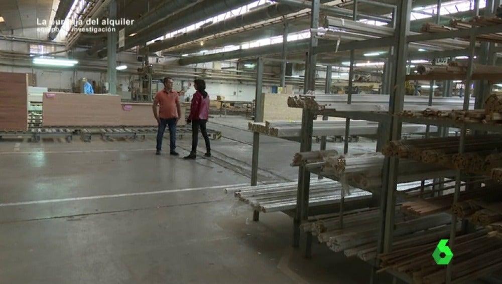 Las puertas, síntoma de la vuelta del boom inmobiliario: del cierre de 6 fábricas a producir 1.200 a la semana