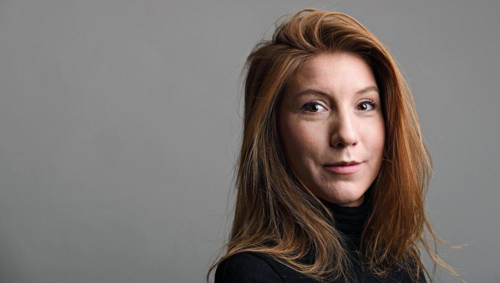 La periodista sueca Kim Wall