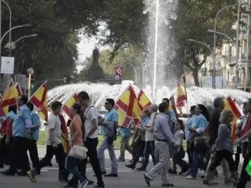 Convocada una gran manifestación a favor de la unidad de España este domingo en Barcelona