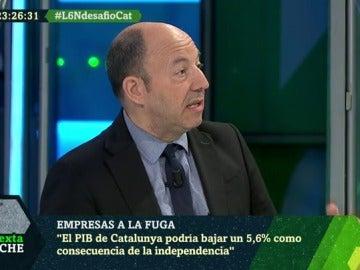 El economista Gonzalo Bernardos