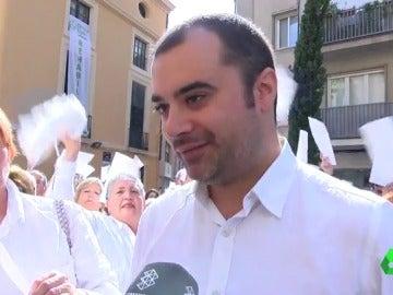 Jordi Ballart, alcalde del PSC en Terrassa