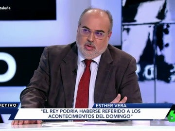 Enric Juliana, director adjunto de 'La Vanguardia'