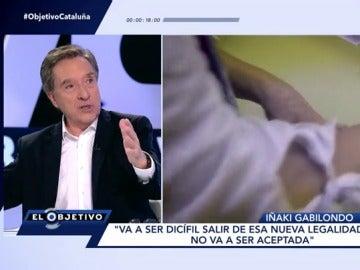 Iñaki Gabilondo en El Objetivo