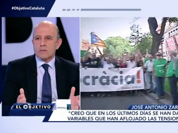 José Antonio Zarzalejos en El Objetivo