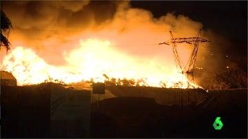 Incendio en Córdoba
