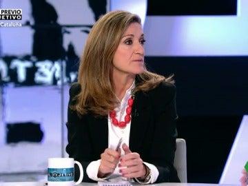 Esther Vera, directora del diario 'Ara'