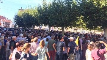 Multitudinaria marcha contra la reforma de la Ley de Salud de Galicia