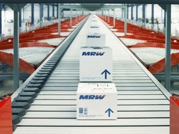 Paquetes de MRW