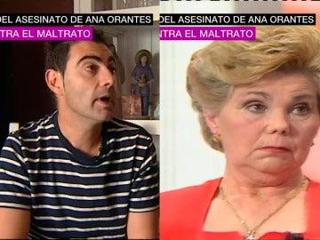 Francisco Orantes, hijo de Ana Orantes, habla en laSexta