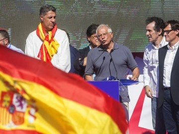 Josep Borrell, expresidente del Parlamento Europeo