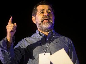 El presidente de la ANC, Jordi Sánchez | Imagen de archivo