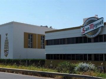 Sede de Cervezas San Miguel
