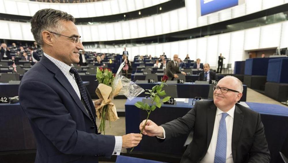El diputado del PDeCAT en el Parlamento Europeo, Ramón Tremosa