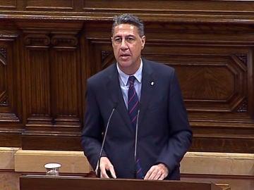 Xavier García Albiol responde a Puigdemont en el Parlament