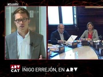 Íñigo Errejón, en Al Rojo Vivo