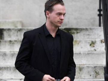 Imagen del acusado del asesinato de su hijastra