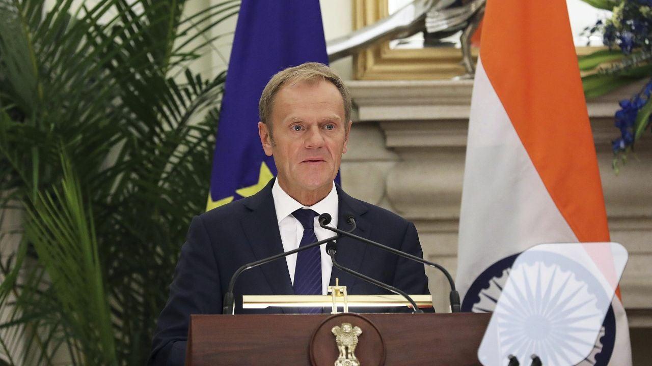 Presidente del Consejo Europeo