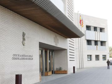 Imagen de archivo de los juzgados de Castellón