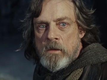 Fotograma del tráiler de la octava entrega de Star Wars