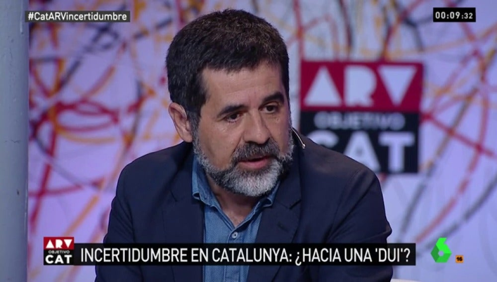 Jordi Sánchez, ANC