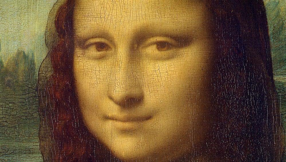 El pintor combinó trucos ópticos y técnicas pictóricas para darle movimiento a 'La Gioconda'