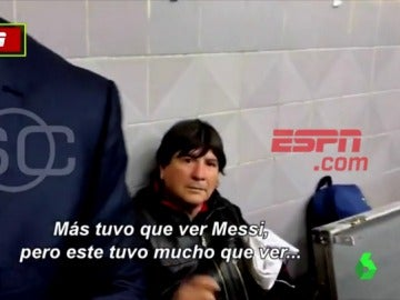 "El Brujo Manuel, el sanador que 'ayudó' a Messi a marcar su 'hat-trick': ""Jugaban bien, pero no hacían goles"""