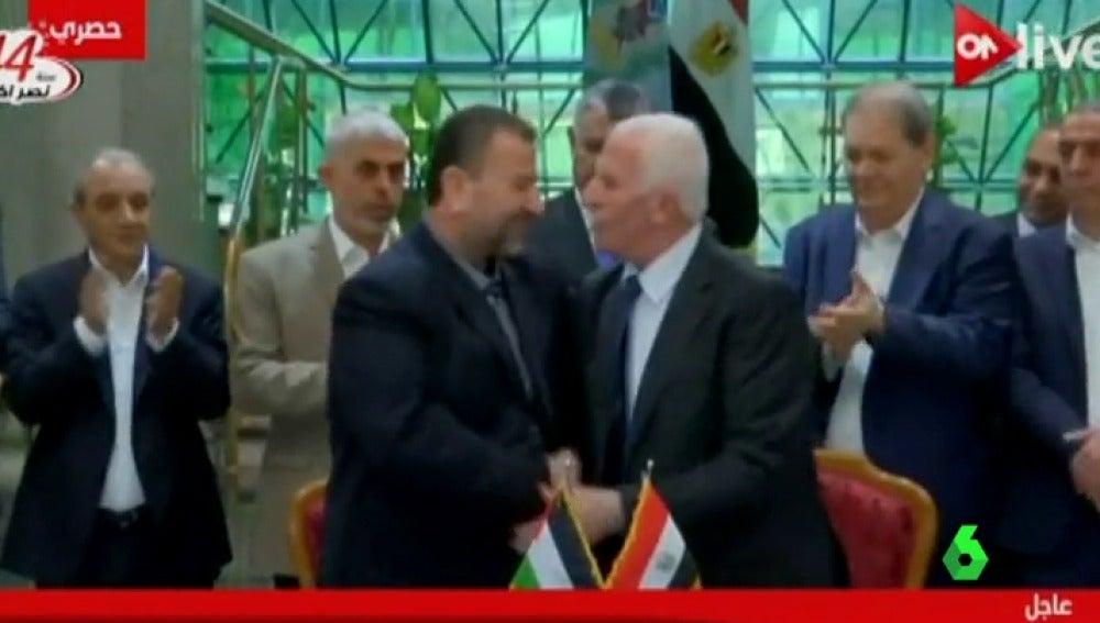 Jamás y Al Fatah alcanzan un acuerdo